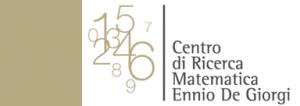 Centro di Ricerca Matematica Ennio De Giorgi